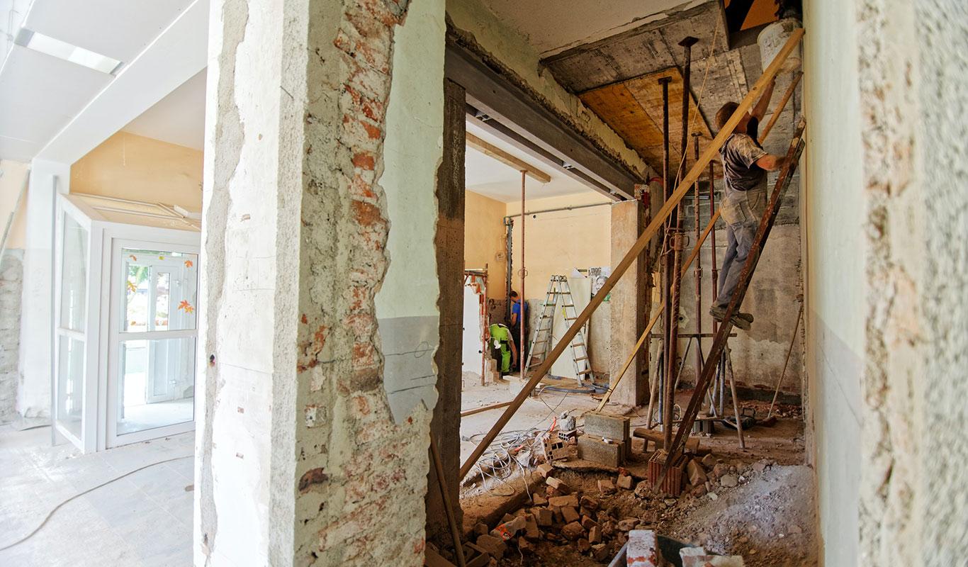 Home Improvement, Rehabilitation, & Renovation Loan Program in Texas from Global Home Finance